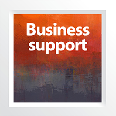 Busines Support Logo